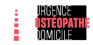 Urgence ostéopathe à domicile - mal de dos