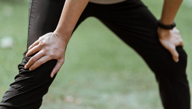 osteopathe douleur au genou
