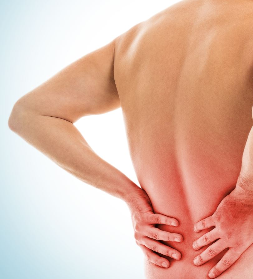 syndrome colonne vertebrale